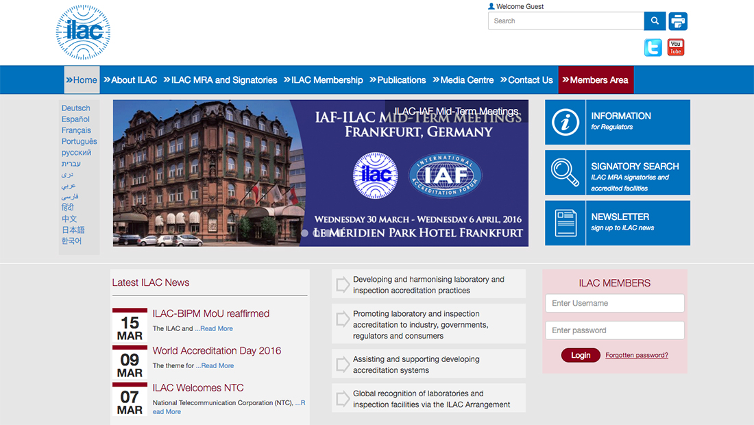 DFD Solutions Case Study ILAC
