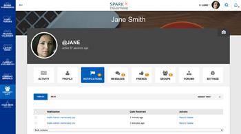 Design Film Digital Solutions SPARK Intranet Software