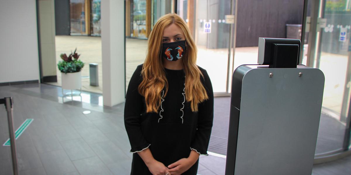 thermal imaging camera, body temperature camera